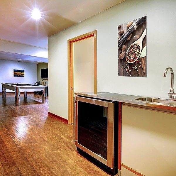 ExpoDruck Spannrahmen 15 mm hoch küche