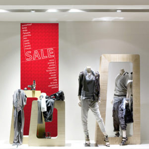 ExpoDruck Stoffhänger bis 3 m² mit Beleistung druck bedruckt sale