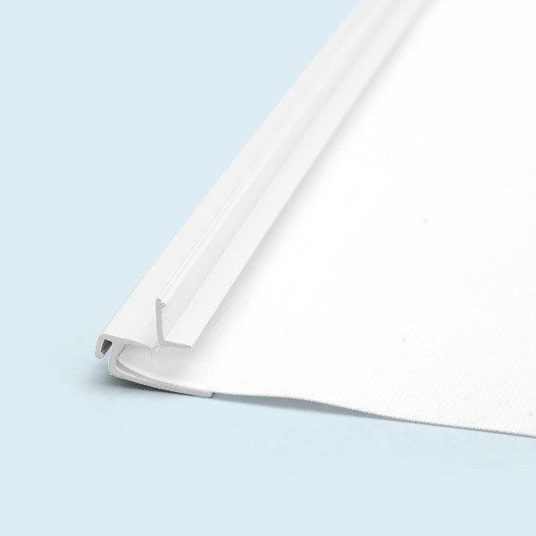ExpoDruck Stoffhänger bis 3 m² mit Beleistung detail System