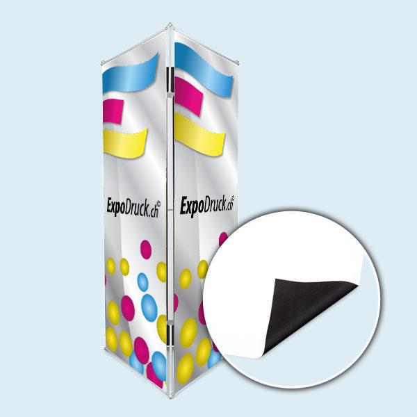 ExpoDruck Triple Display Basic druck bedruckt detail