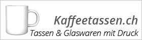 Kaffeetassen.ch - Bedruckte Tassen und Glaswaren
