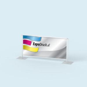 ExpoDruck Absperrsystem 1-fach