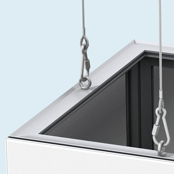 Deckenhänger Q-Frame® 23