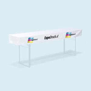 ExpoDruck tischdecke tischhusse festtisch kurz