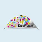 ExpoDruck Halfmoon Banner druck bedruckt