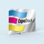 ExpoDruck Klemmständer TableTopper tisch druck bedruckt
