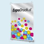 ExpoDruck Roll Up Basic druck bedruckt licht lampe beleuchtung