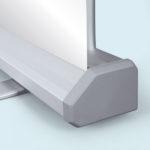 ExpoDruck Roll Up Basic druck bedruckt detail system fuss