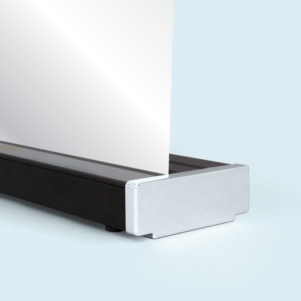 ExpoDruck Roll Up Select druck bedruckt detail system fuss doppel