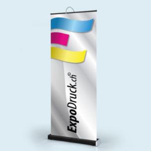 ExpoDruck Roll Up Select druck bedruckt beleuchtung licht
