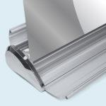 ExpoDruck Roll Up Select druck bedruckt detail system halterung