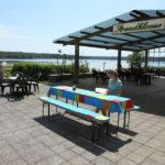 ExpoDruck Sitzkissen für Festbänke tischtuch bedruckt druck bezug überzug garten terasse restaurant