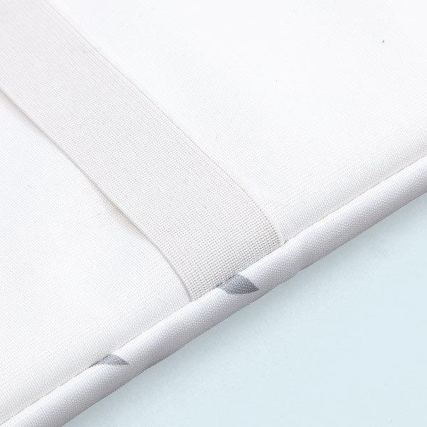 ExpoDruck Sitzkissen für Festbänke bedruckt druck bezug überzug schaustoff hinten unten elastband halterung naht verarbeitung