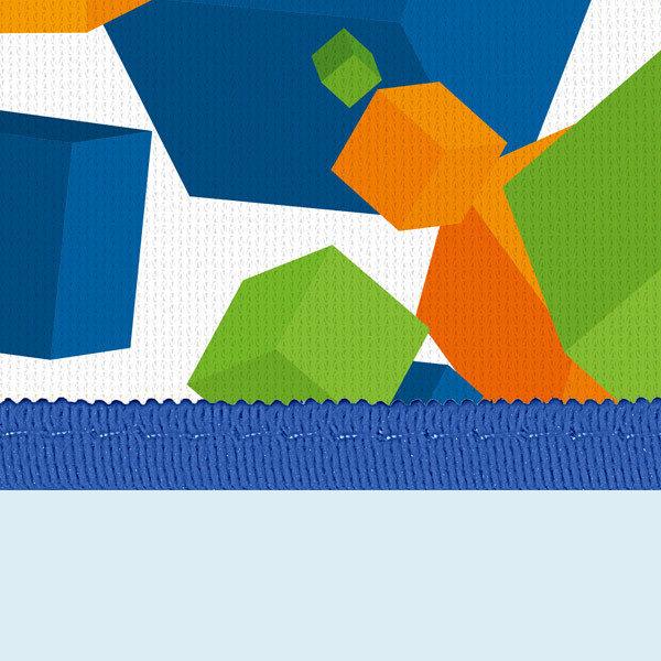 ExpoDruck Tischtuch Einfassband verarbeitung farbug bedruckbar druck