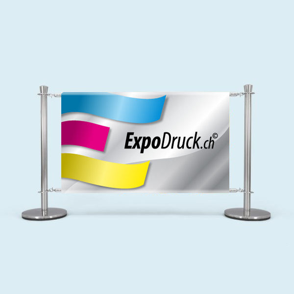 ExpoDruck VIP Absperrsystem
