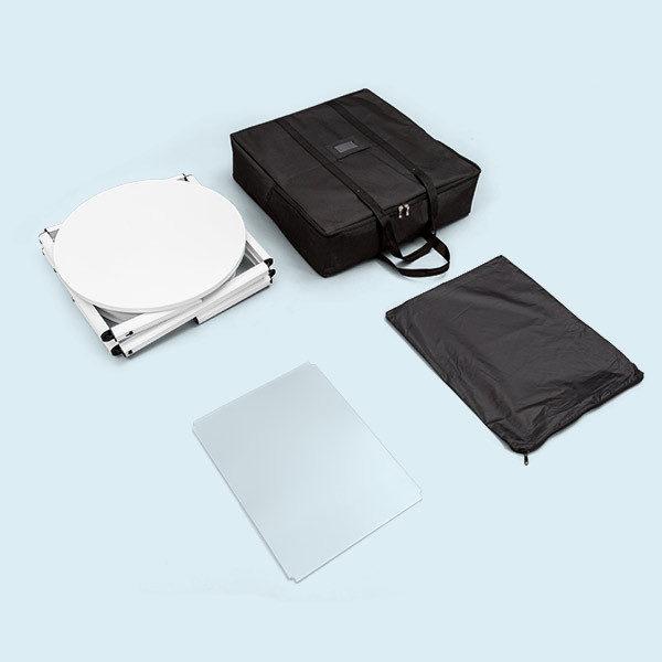 ExpoDruck Vitrinen Counter theke detail transporttasche lieferumfang