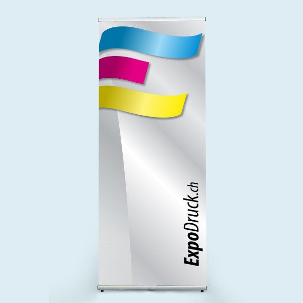 ExpoDruck Easy Display druck bedruckt