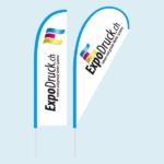 ExpoDruck FlipFlag Select