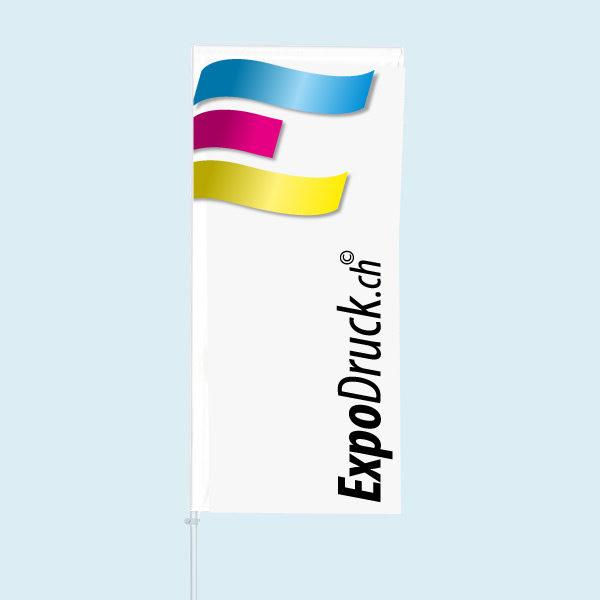 ExpoDruck FlipFlag ECO Fahnenmast