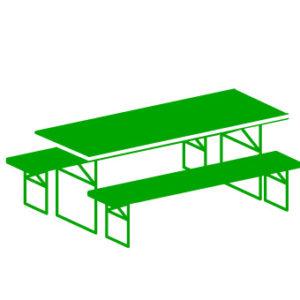 Festbänke & Sitzen