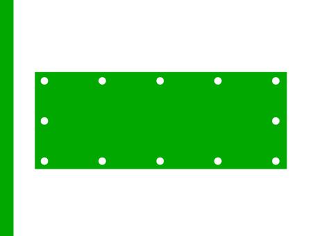 ExpoDruck Blachen Plachen Spannbänder druck Baustellenwerbung PVC bedruckt Ösen Druckerei bestellen Plane Werbung