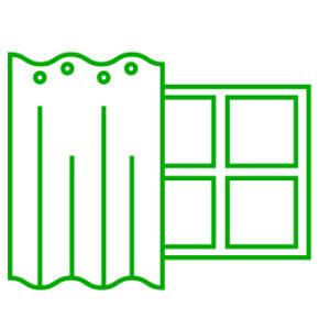 Sichtschutz & Vorhänge