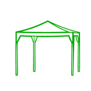 Zelte/Pavillons