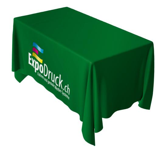 Bedruckte Tischdecke Druck Tischtuch Tischmesse Catering